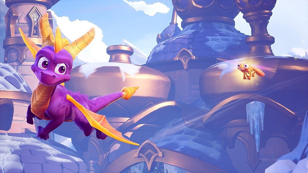 subtitles Spyro Reignited Trilogy