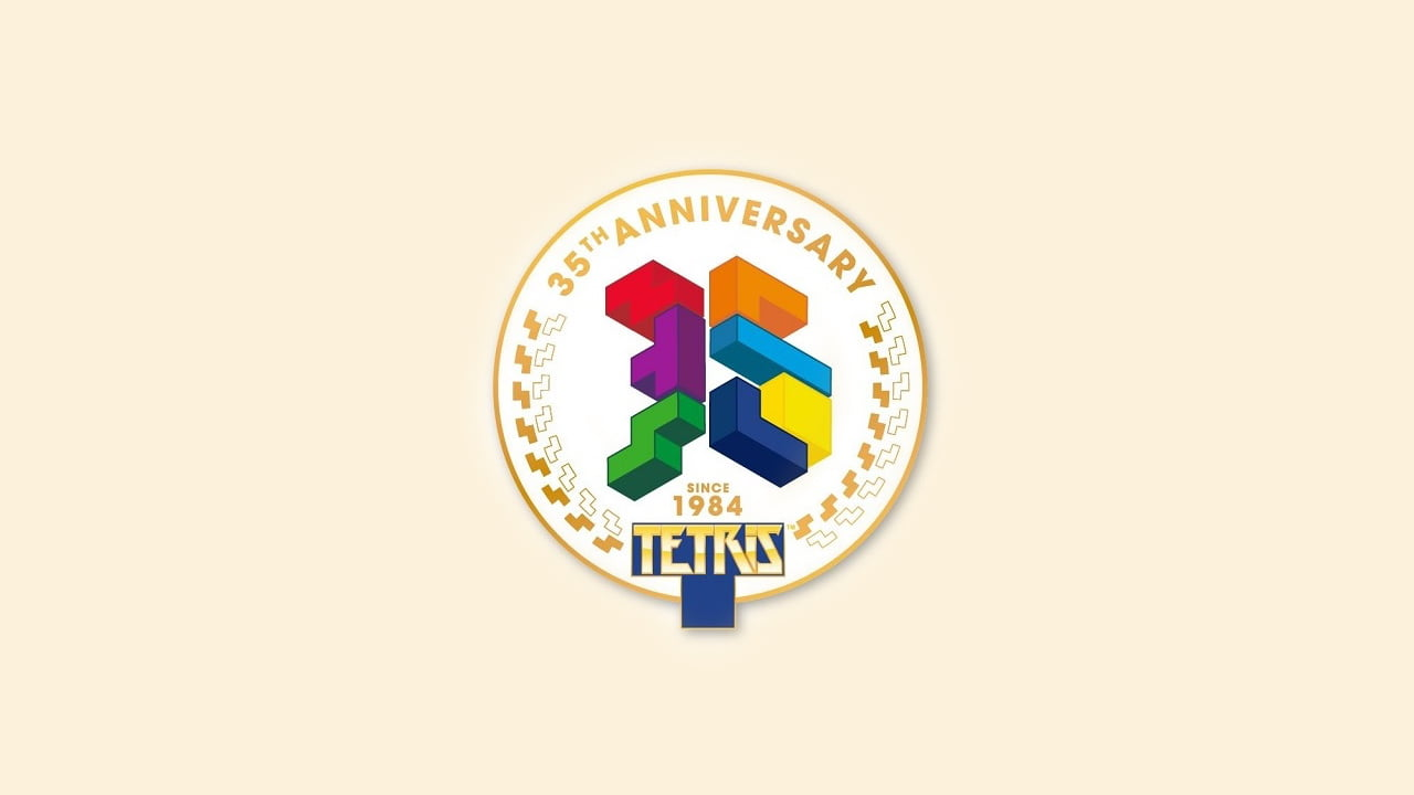 Tetris 35th Anniversary Logo