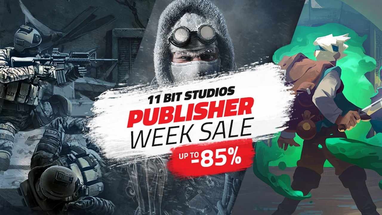 Humble 11 Bit Studios publisher sale