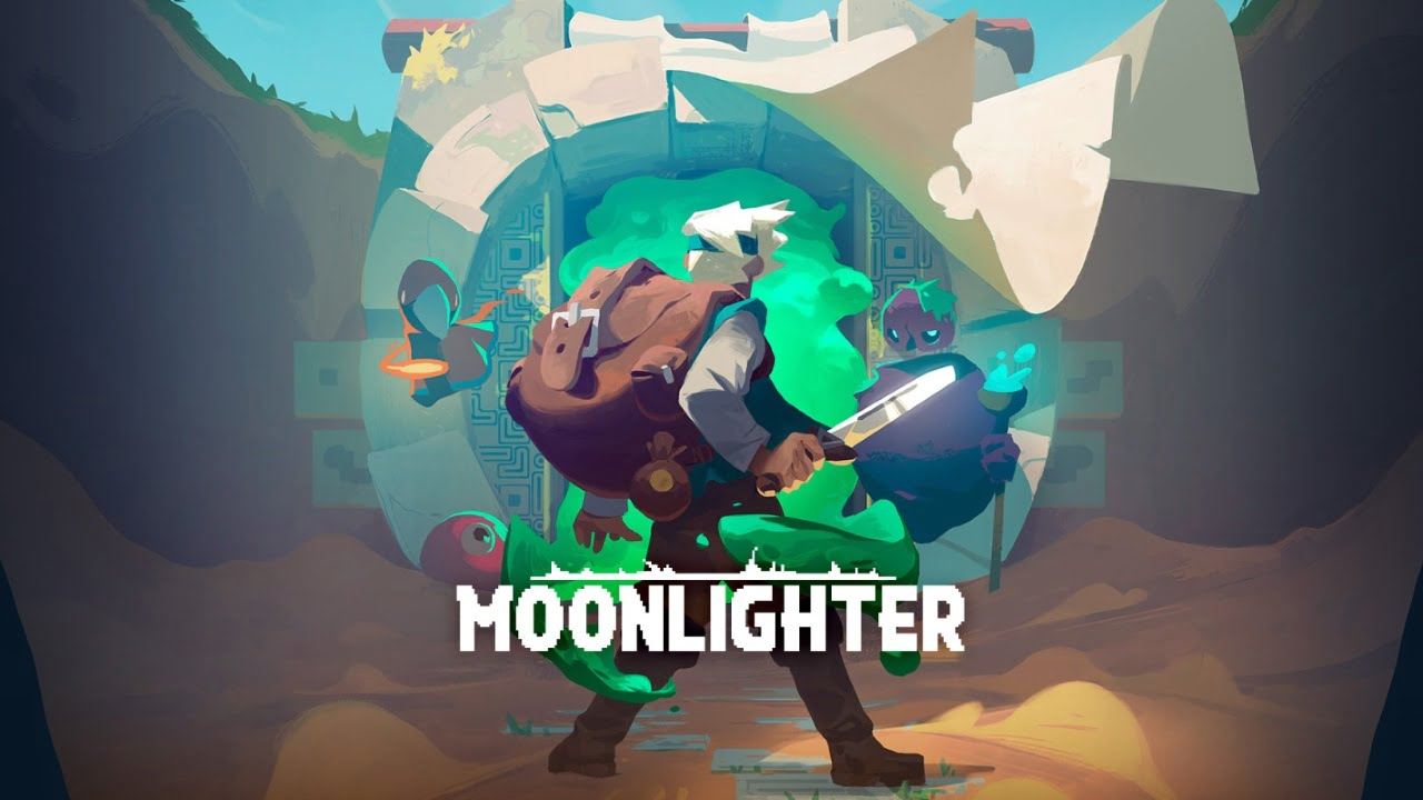 Moonlighter game