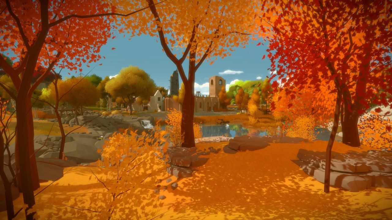 The Witness free