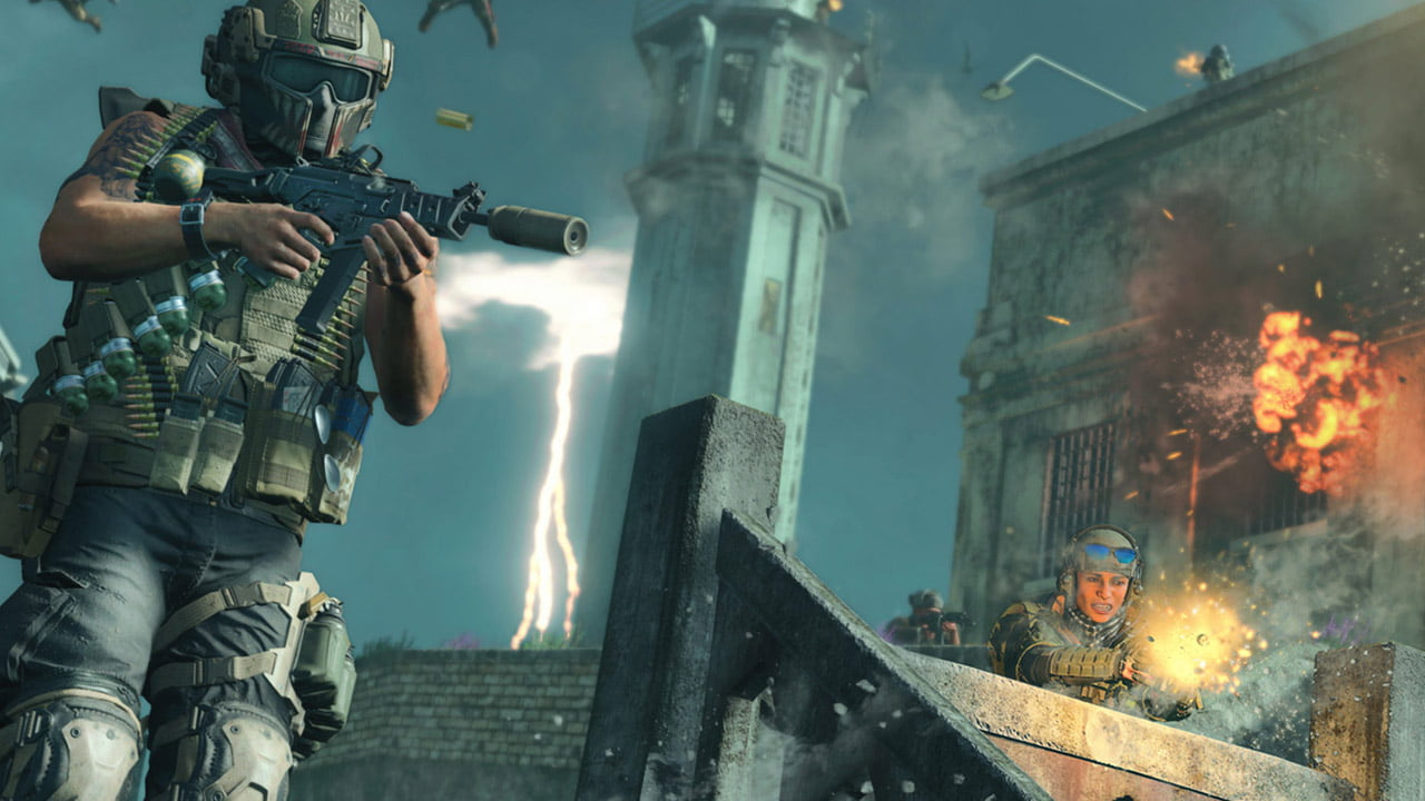 Call of Duty Blackout - Alcatraz