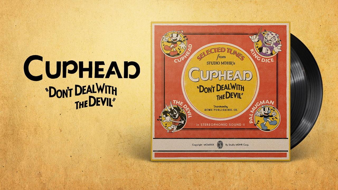 Cuphead - iam8bit soundtrack