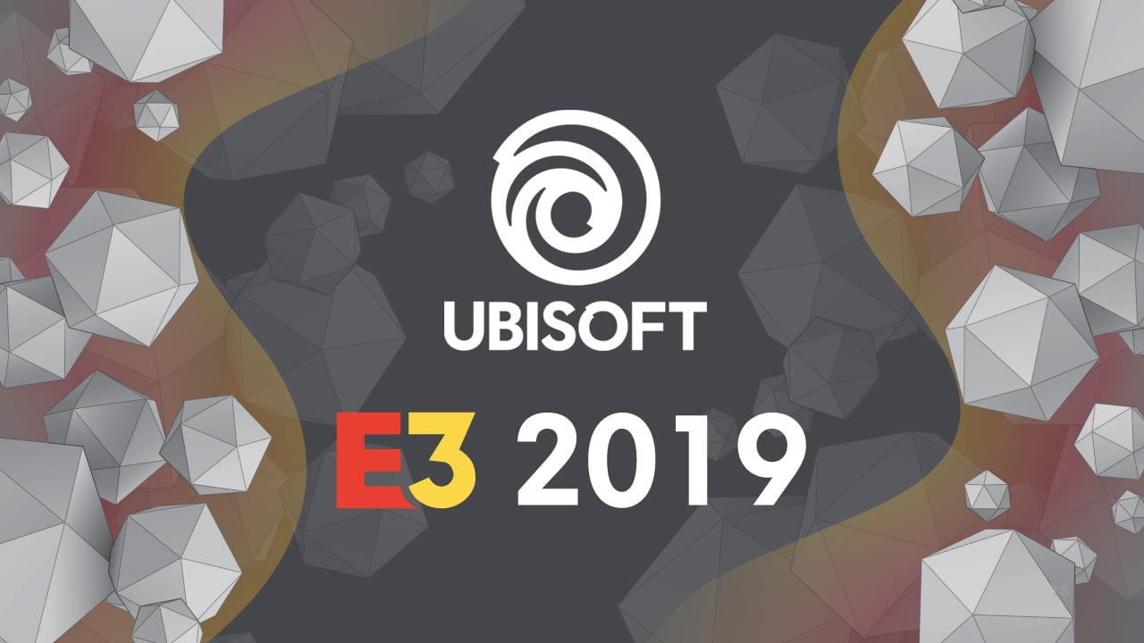 ผลการค้นหารูปภาพสำหรับ E3 2019 Ubisoft