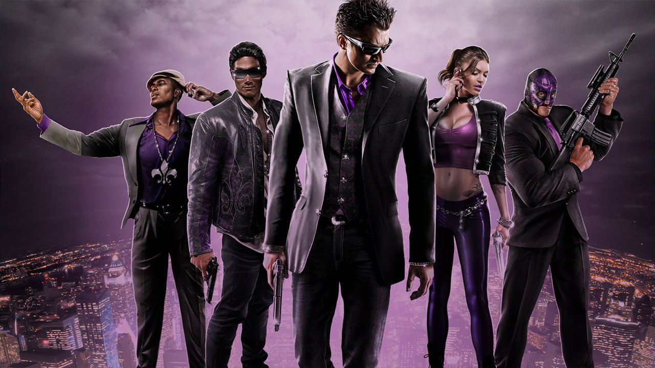 Saints Row: The Third - The Full Package - Nintendo Switch