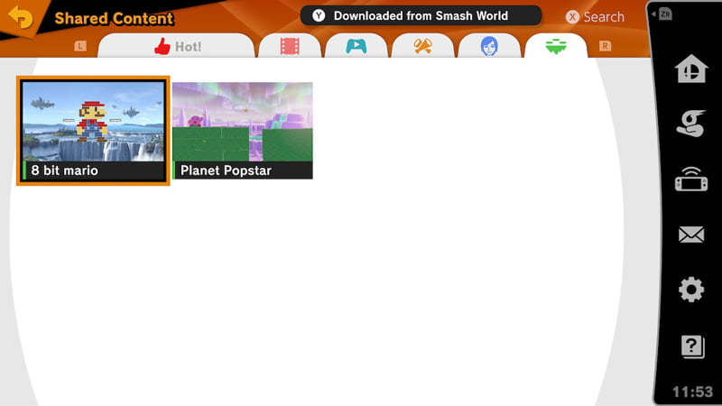 How to download stages from Smash World to Super Smash Bros