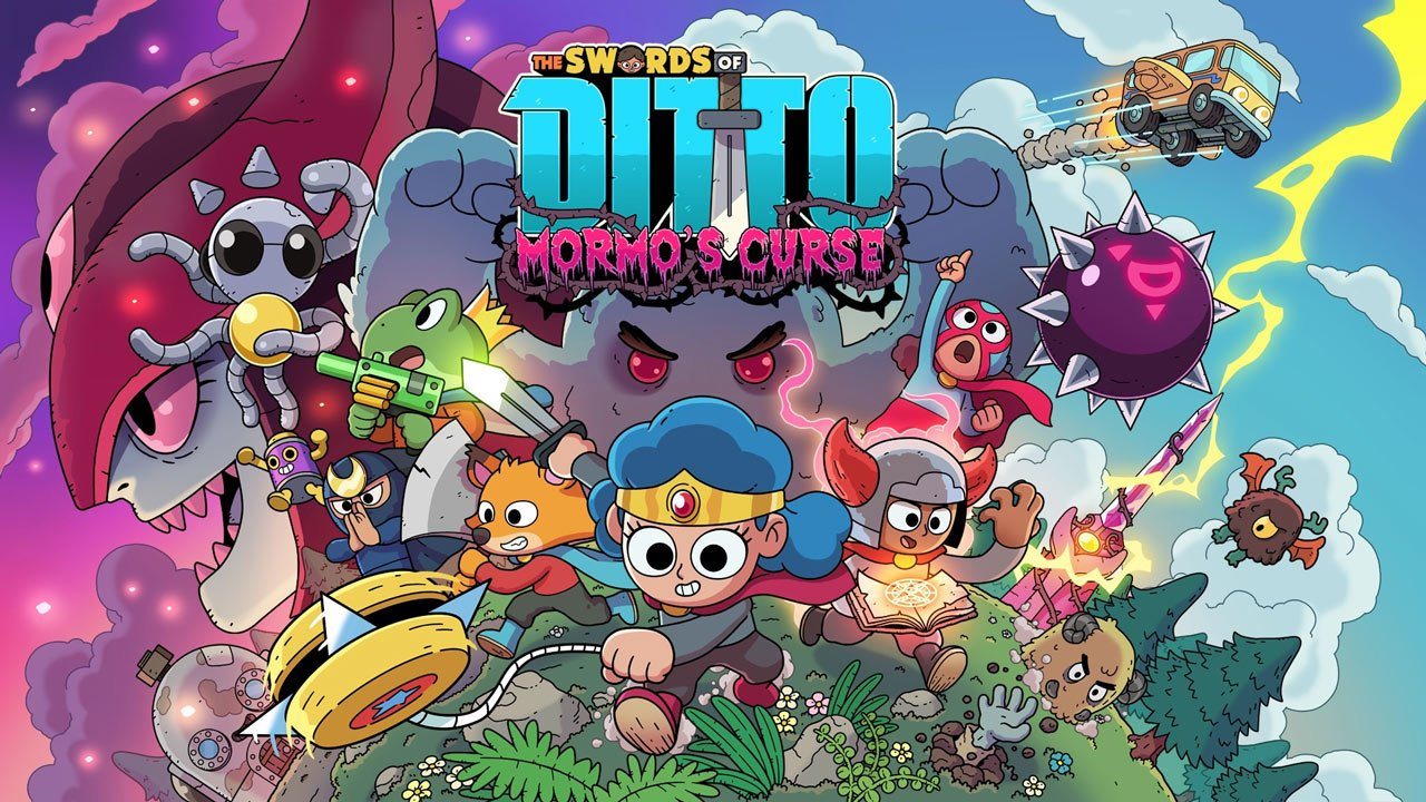 The Swords of Ditto - Nintendo Switch