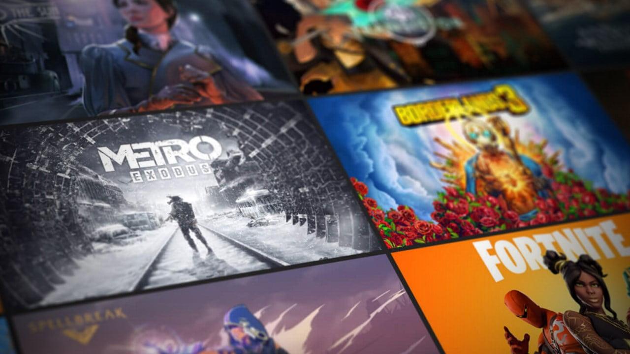 Epic Games Store keys Humble Store