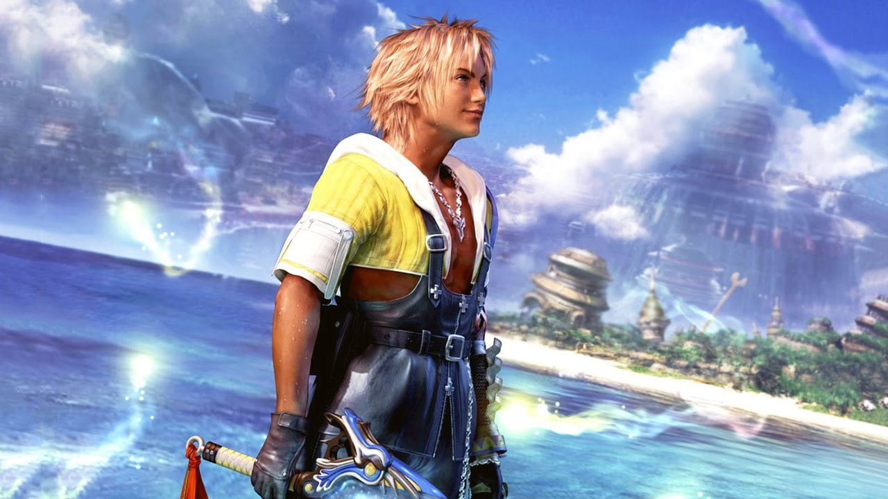 Final Fantasy X/X-2 developer video
