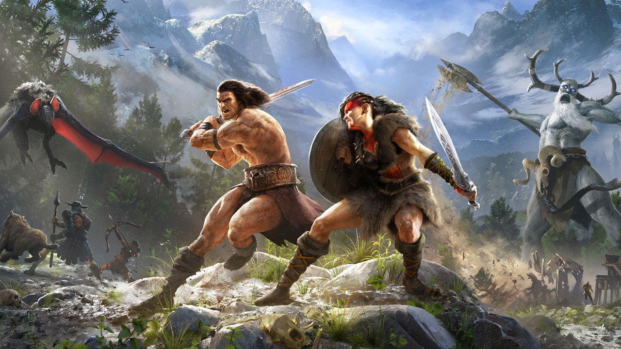 Conan Exiles is free-to-play this weekend, gets