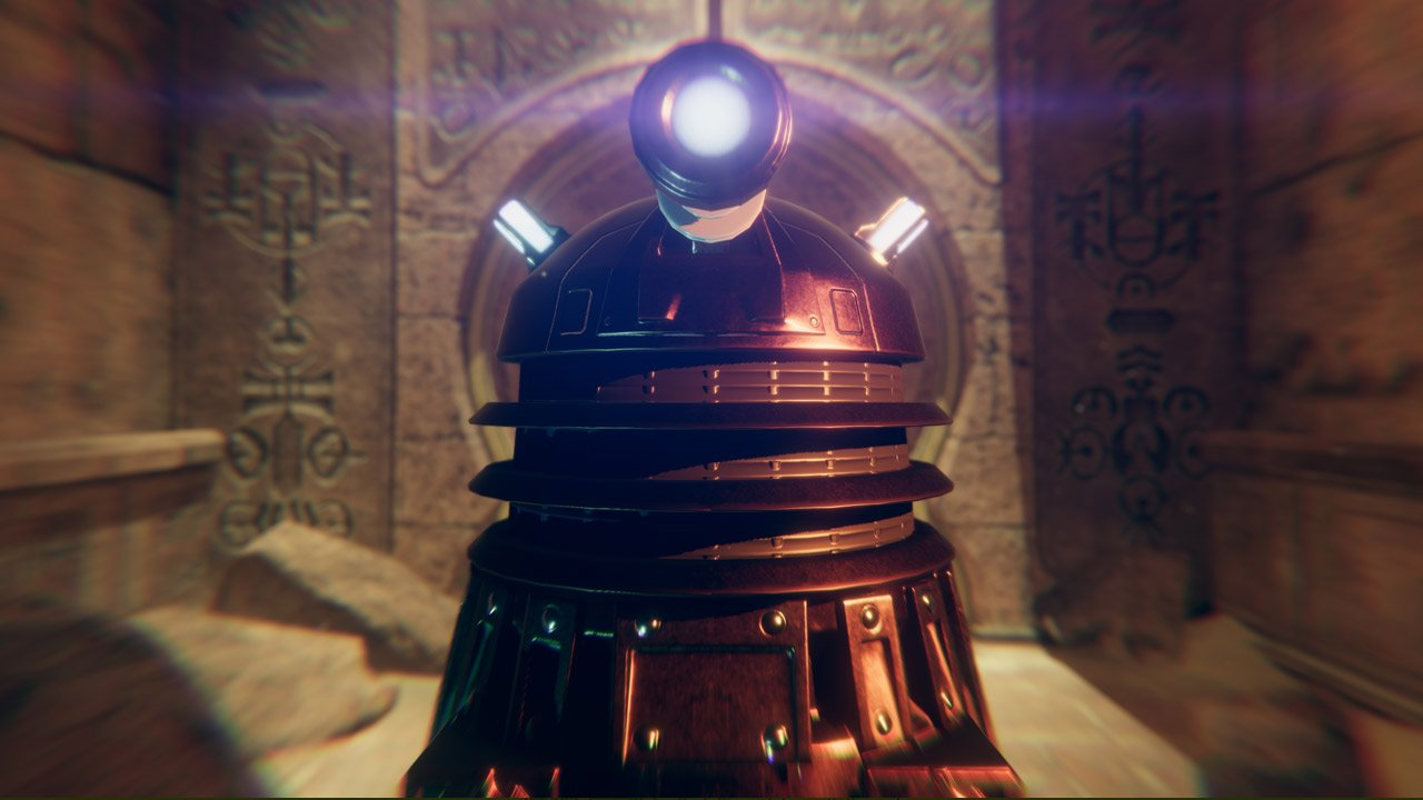 Doctor Who - The Edge of Time - Dalek