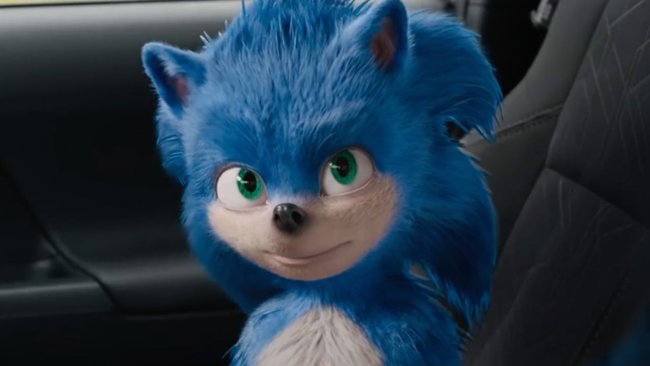 Sonic the Hedgehog movie changes