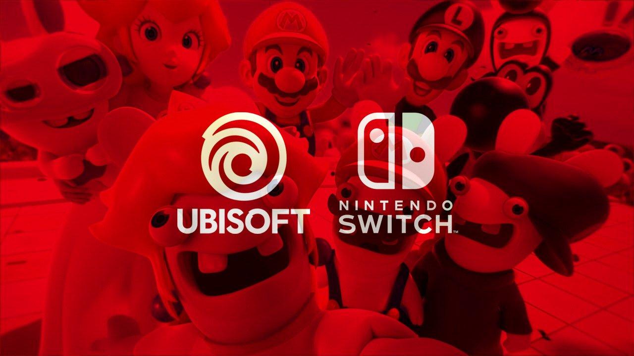 Ubisoft Nintendo Switch sale