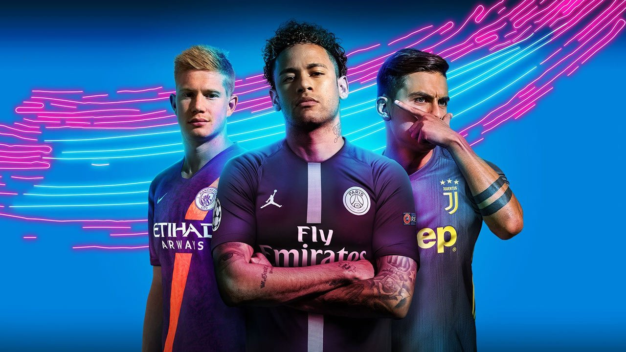 FIFA 19 UK video game chart
