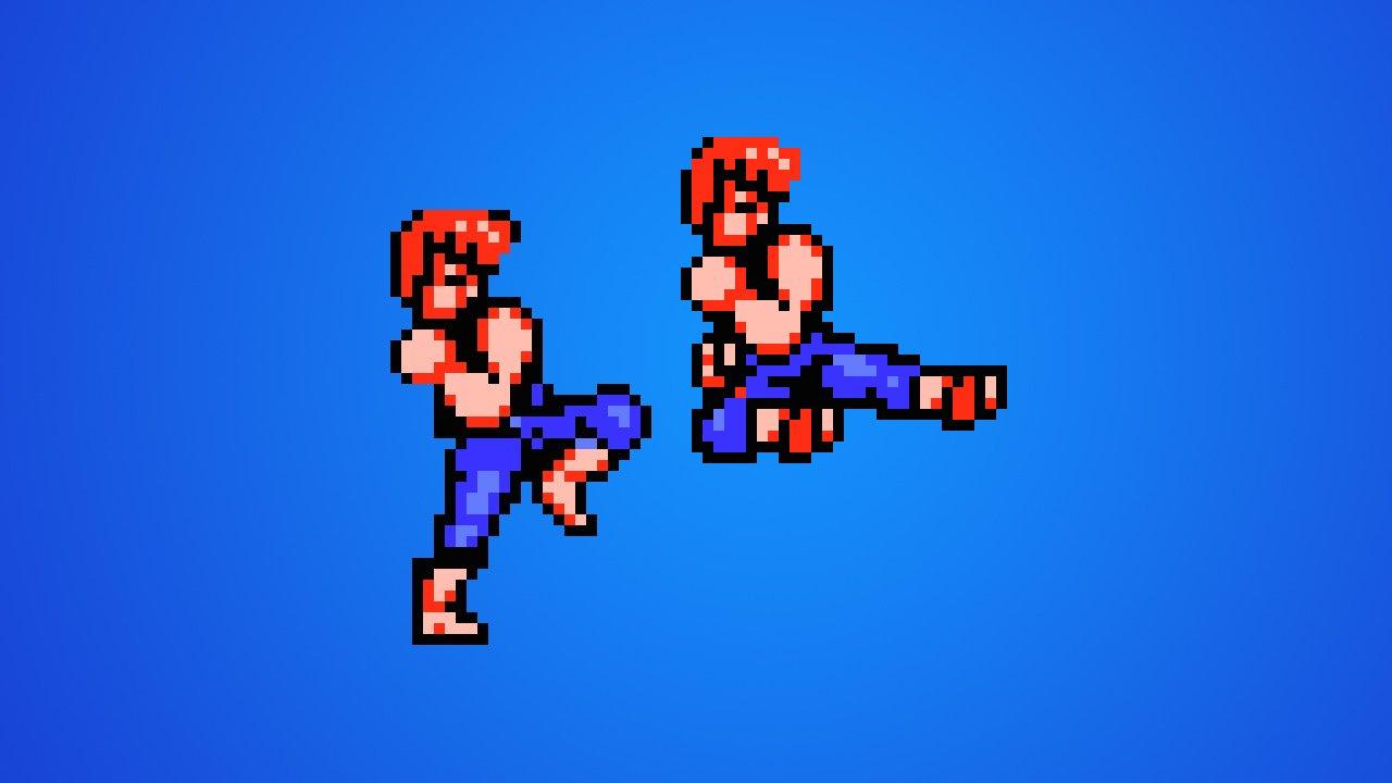 NES Double Dragon - Nintendo Switch