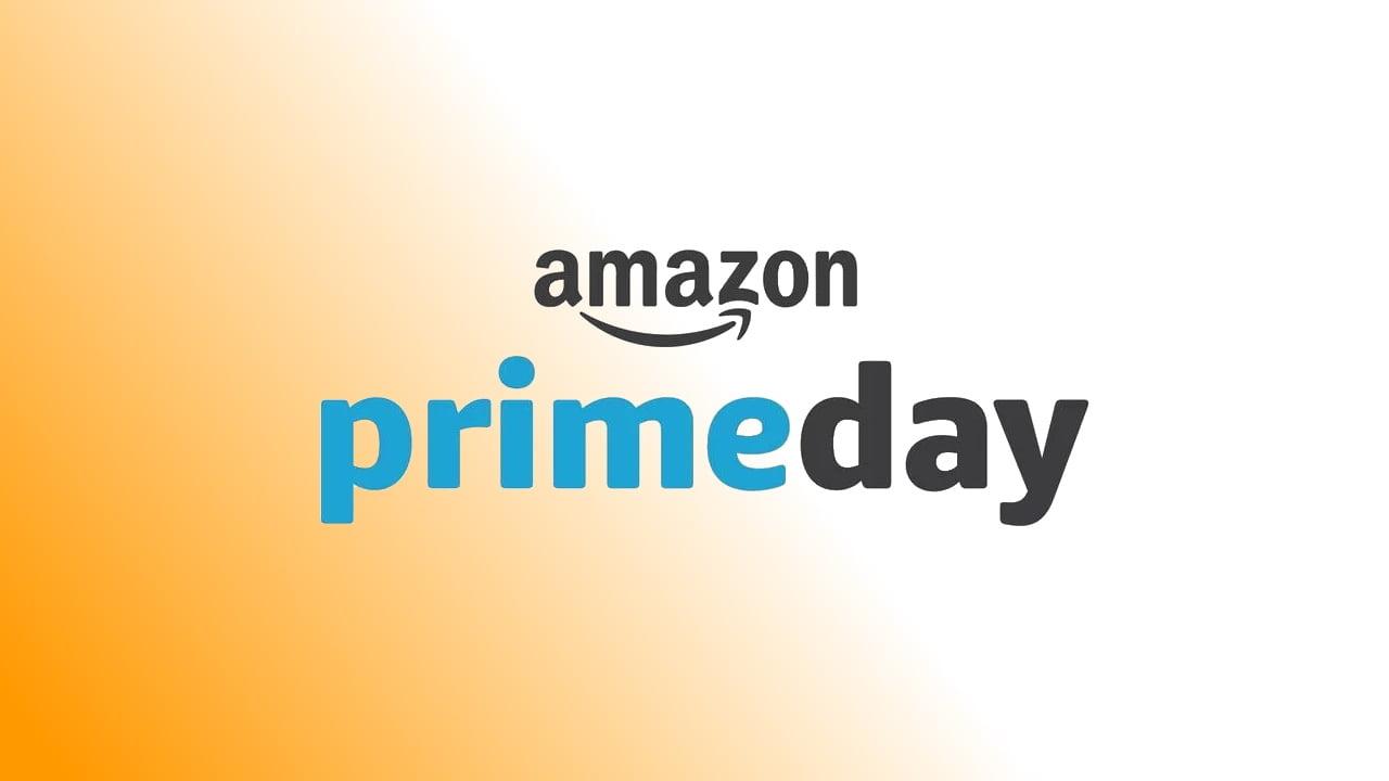 amazon prime day logo orange gradient