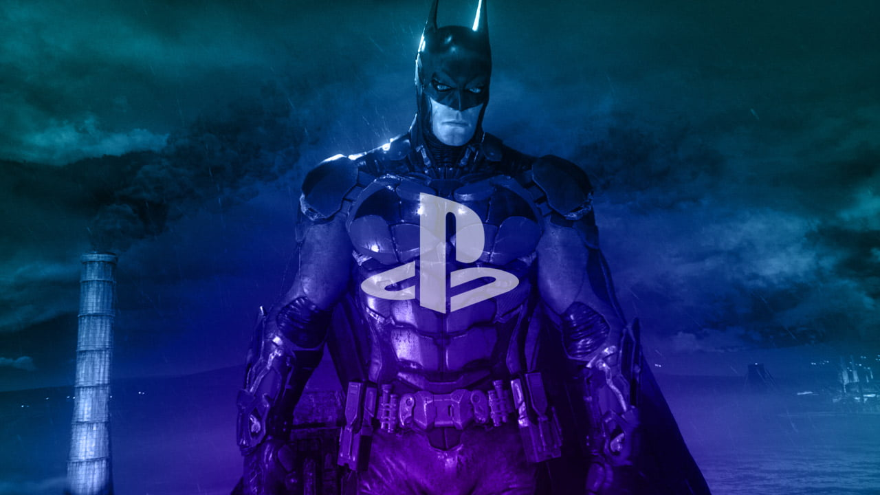 PlayStation Store - Batman Arkham Knight