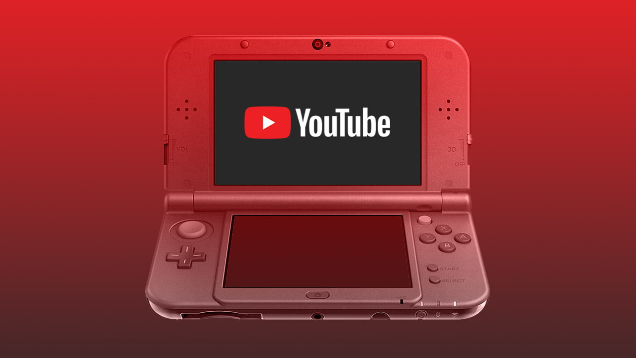 Nintendo 3DS - YouTube