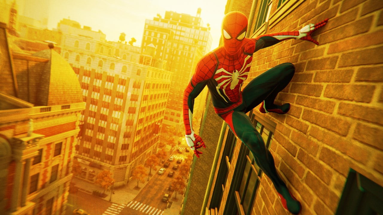 spider-man PS4 spider-man far from home
