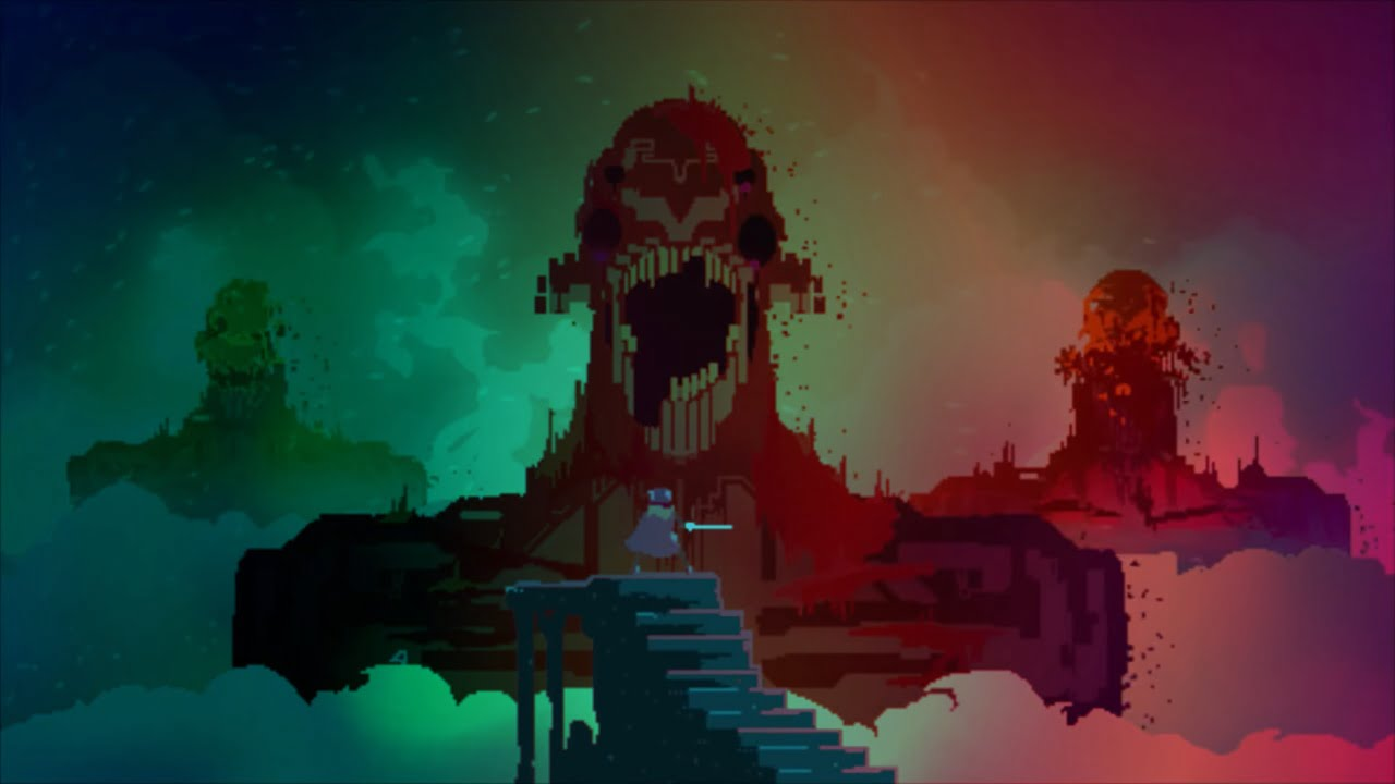 Hyper Light Drifter Epic Games Store