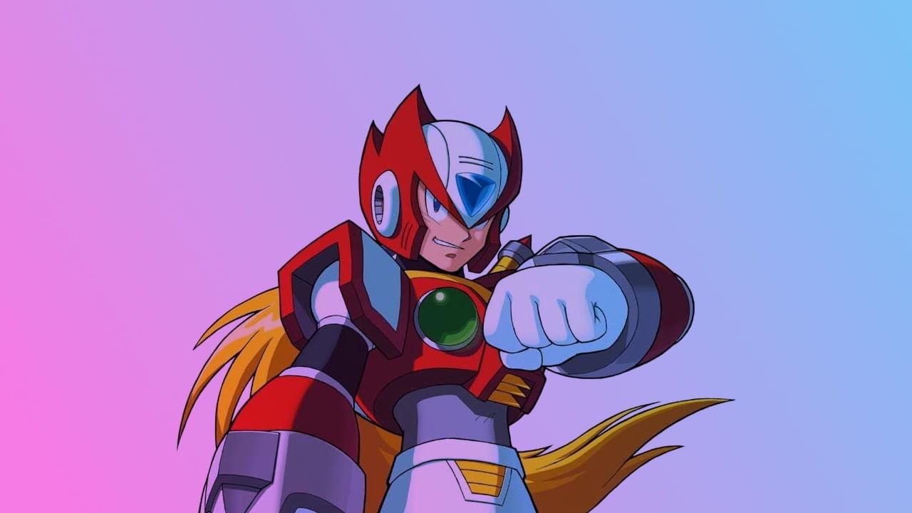 Megaman Zero Zero X