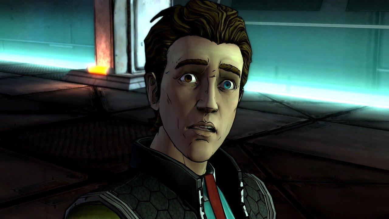 Surprised Rhys Telltale Games