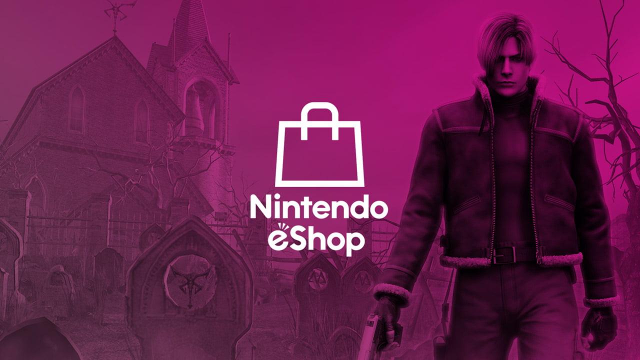 Nintendo eShop Capcom Sale