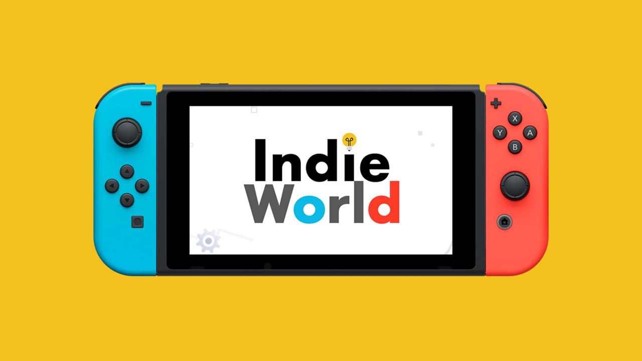 Nintendo Indie World livestream
