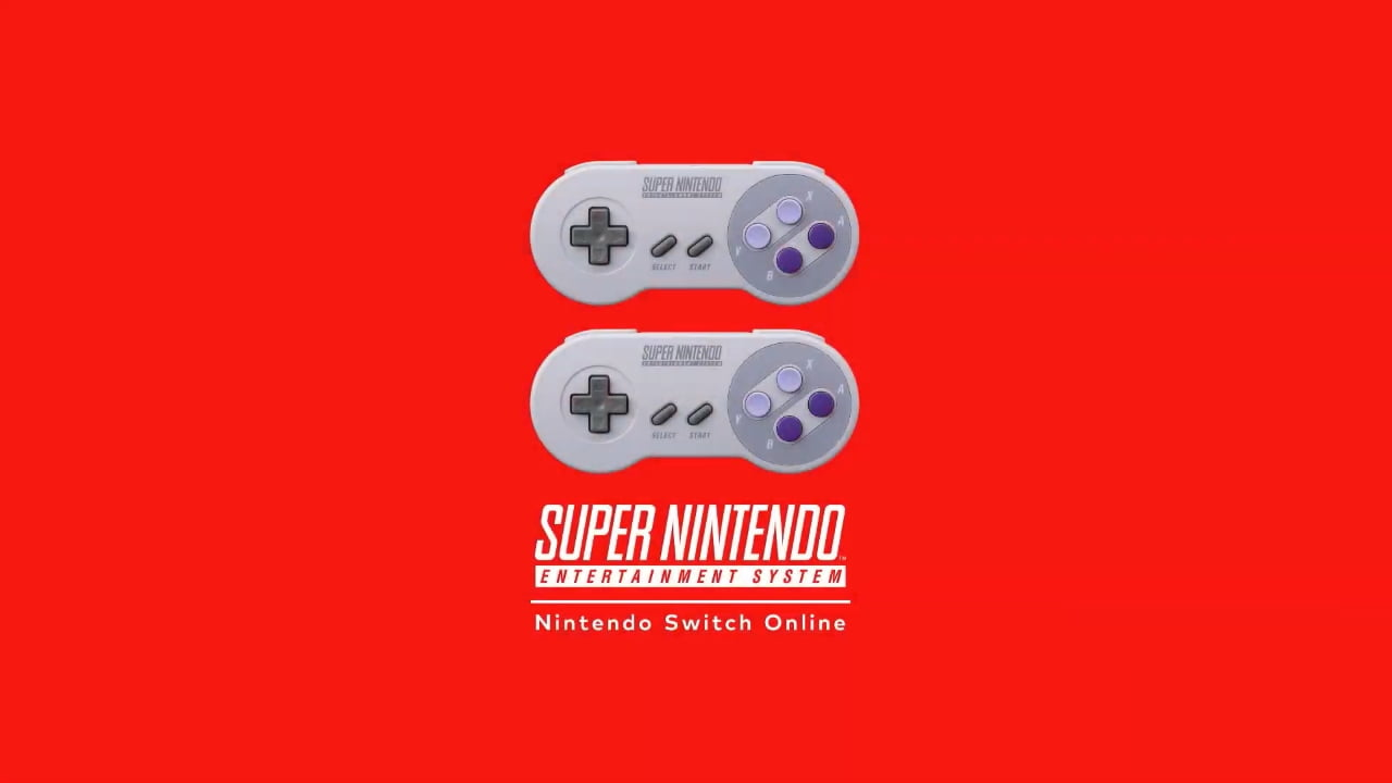 SNES games come to Nintendo Switch Online