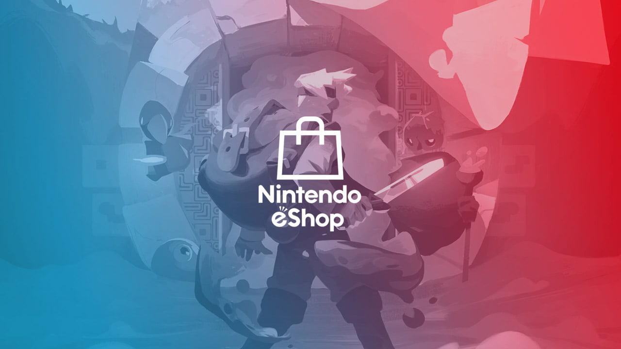 Nintendo Switch eShop - Moonlighter