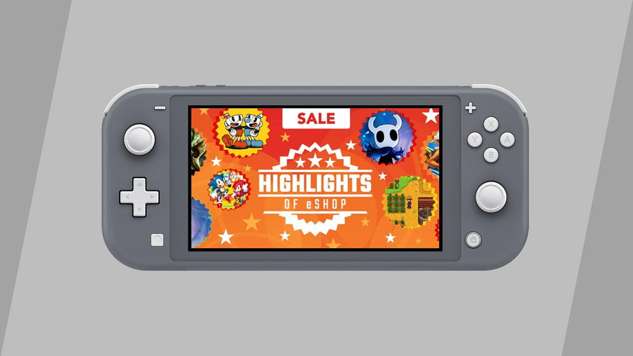 Nintendo Switch - Highlights of eShop sale