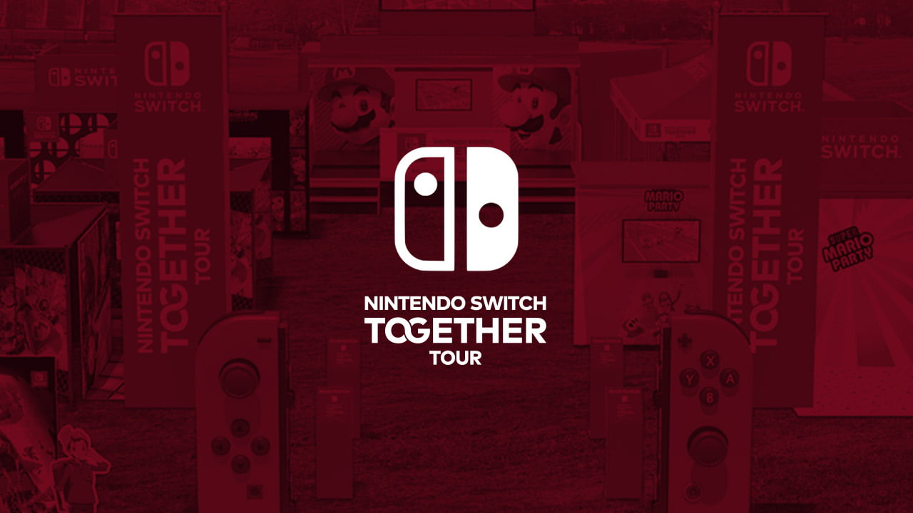 Nintendo Switch Together Tour