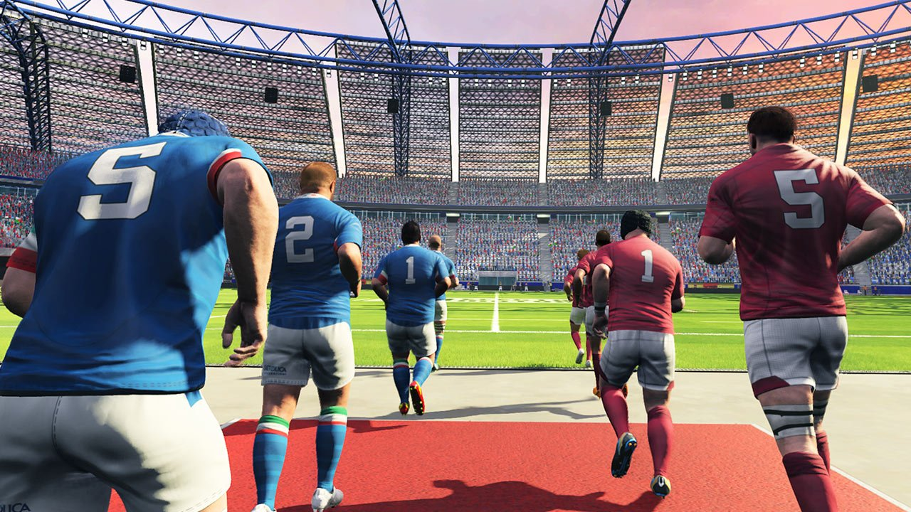 Rugby 20 - release date and beta