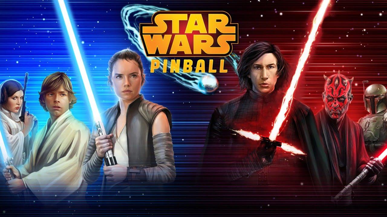 Star Wars Pinball - Nintendo Switch