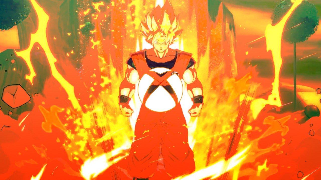 Xbox One Dragon Ball Z FighterZ