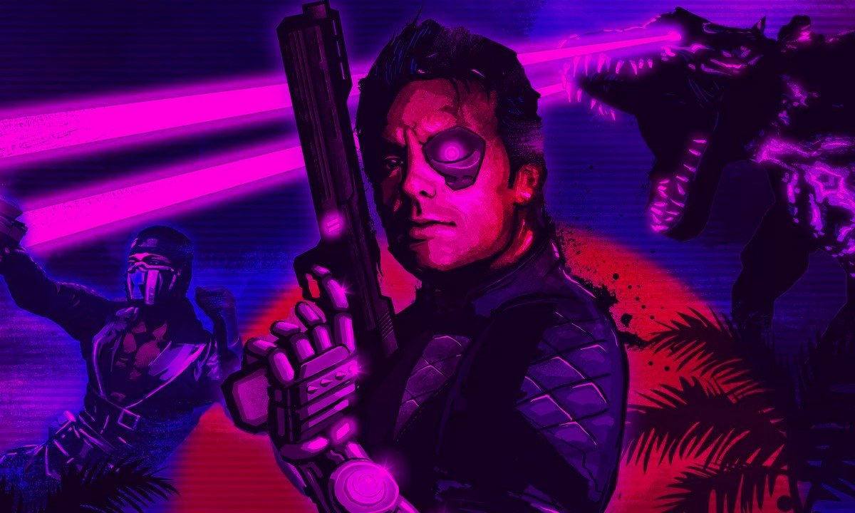 Ubisoft Blood Dragon TV series