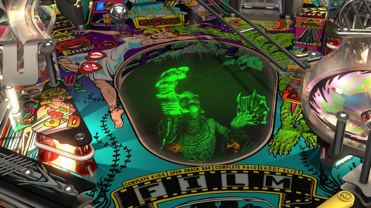 Pinball FX3 - Classic Universal Monsters
