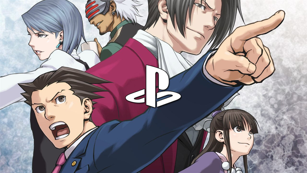 PlayStation Store sale - Phoenix Wright