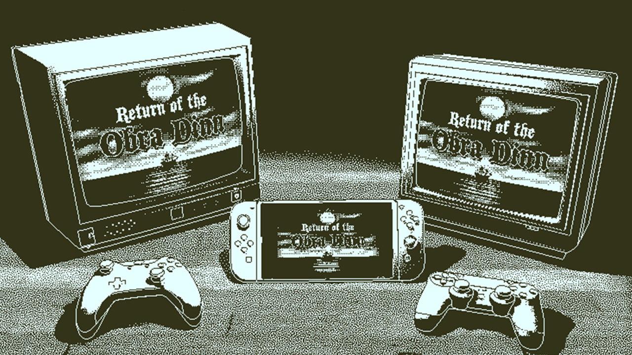 Return of the Obra Dinn console release date