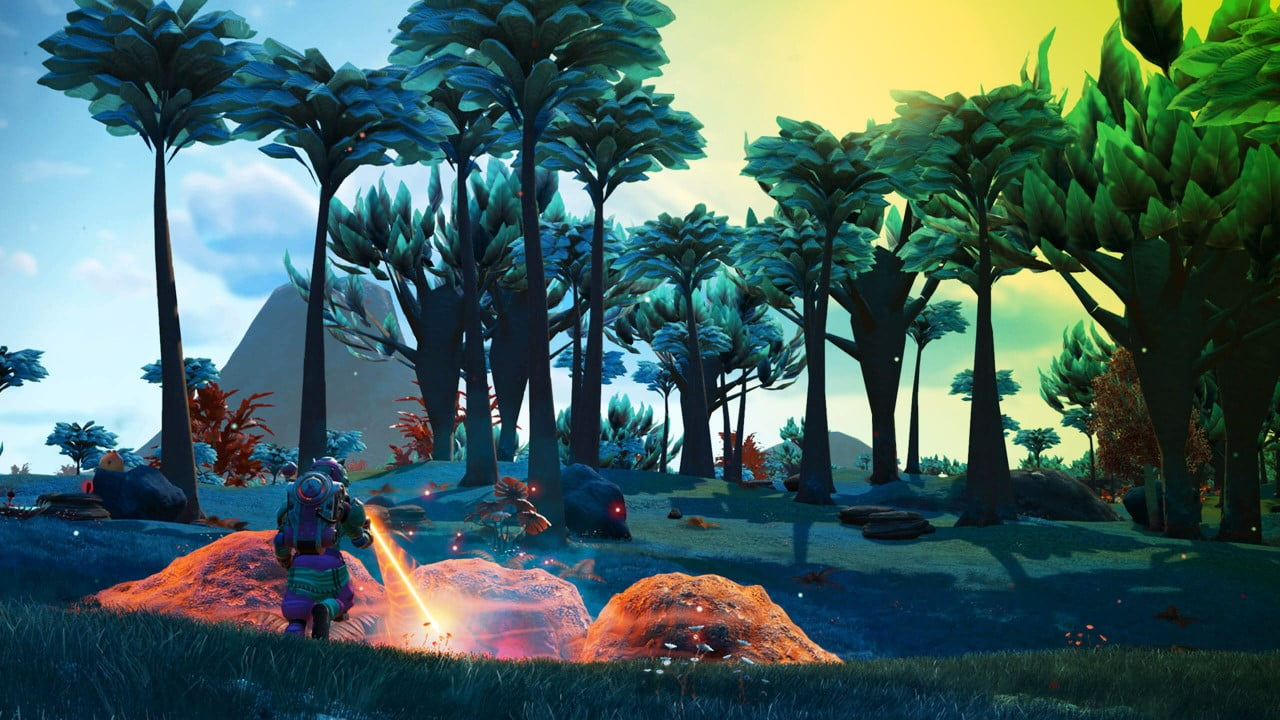 No Mans Sky Synthesis