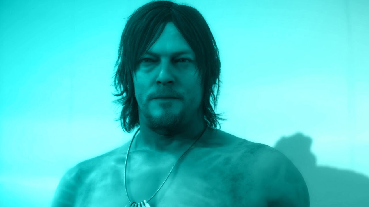 Death Stranding - UK video games chart