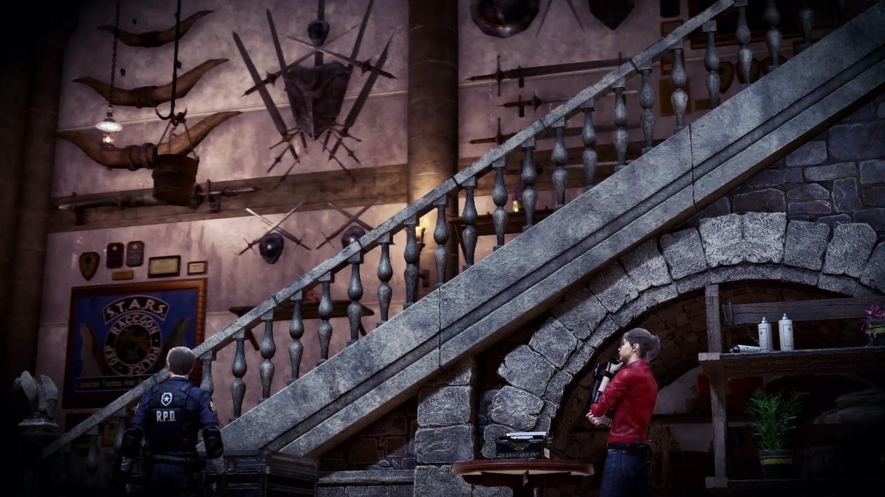 Resident Evil comes to Monster Hunter World