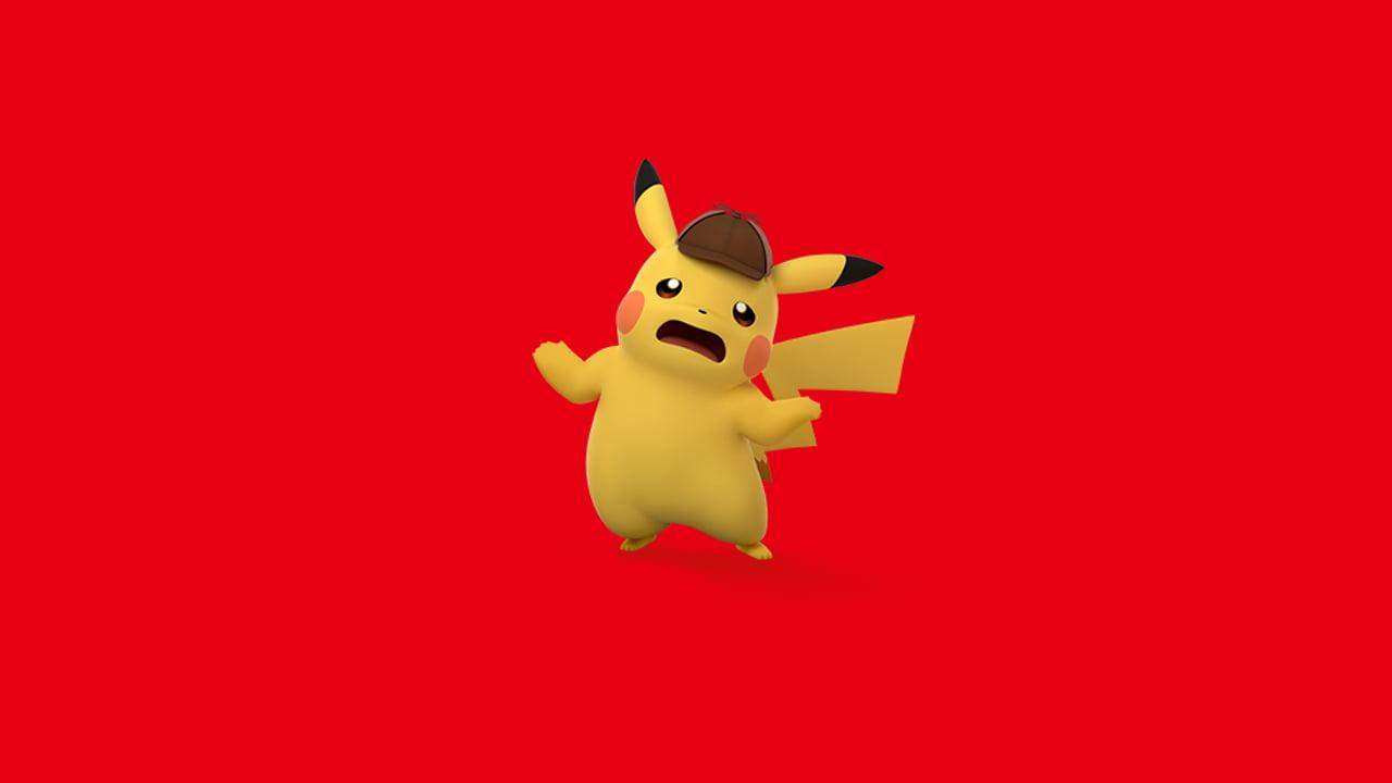 My Nintendo - Detective Pikachu