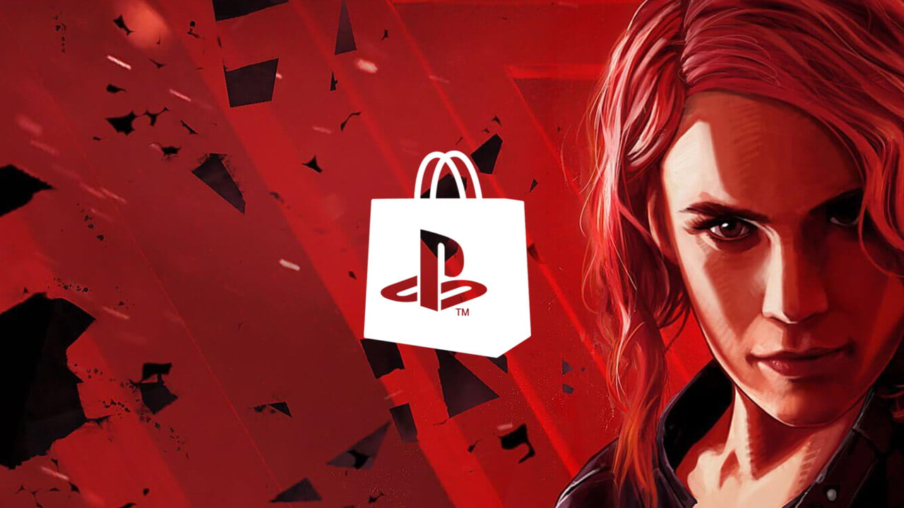 PlayStation Store sale - Control