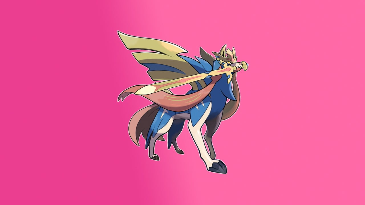 Pokémon Sword tops UK video games chart