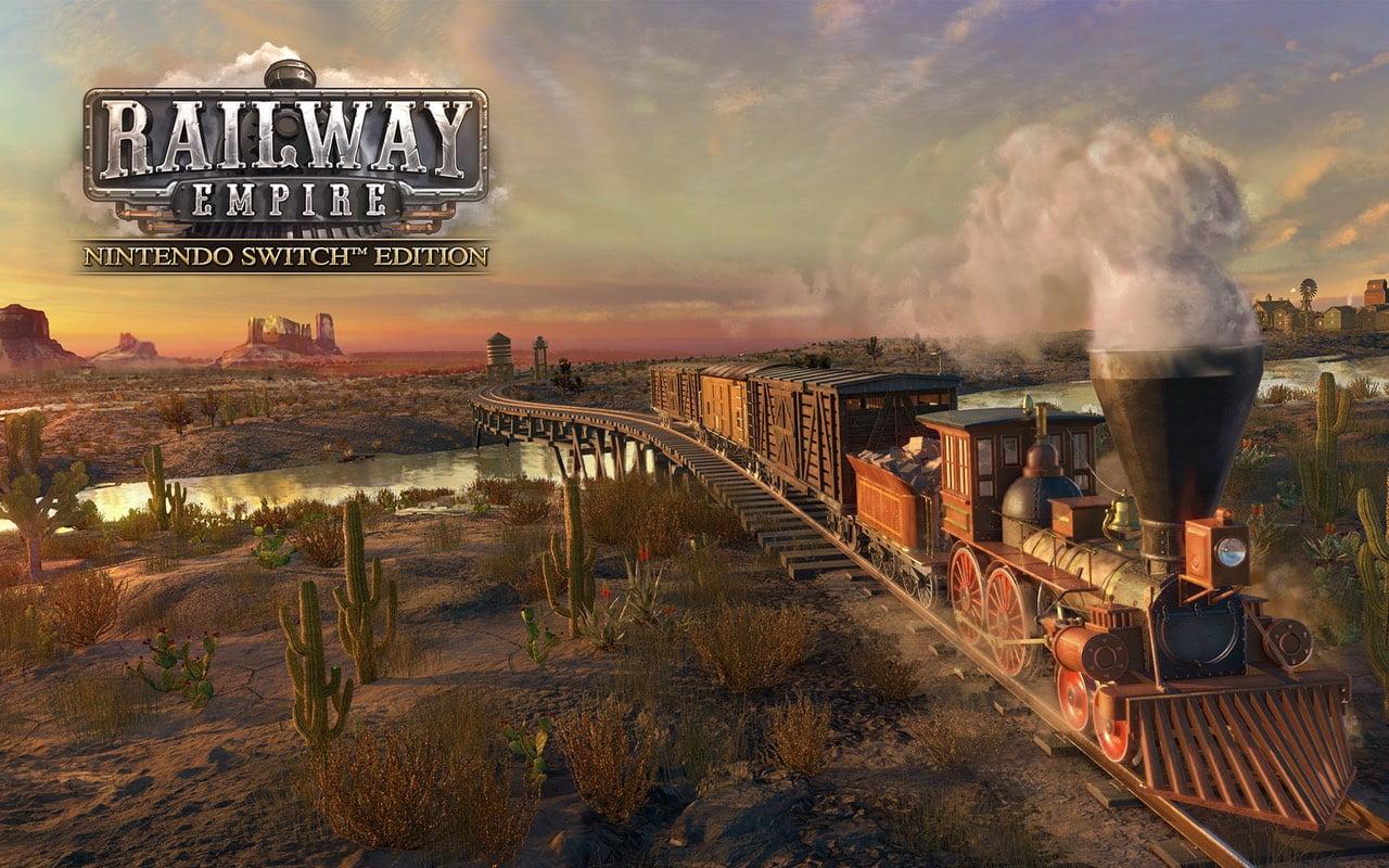 Railway Empire Nintendo Switch release date