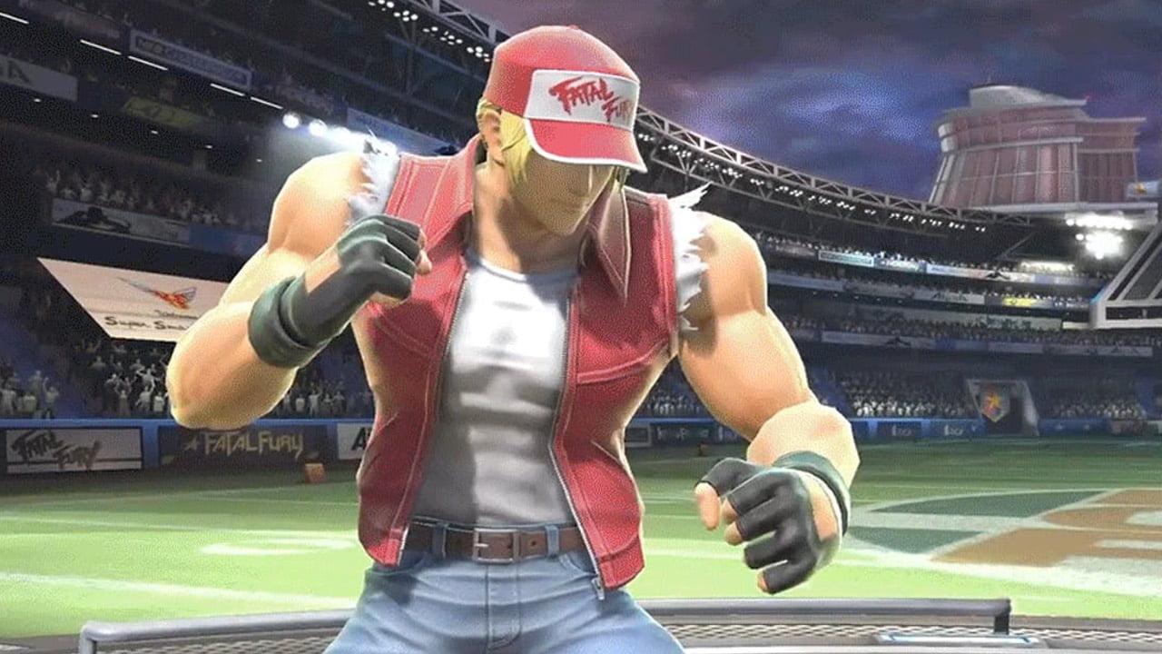 Super Smash Bros. Ultimate - Terry Bogard