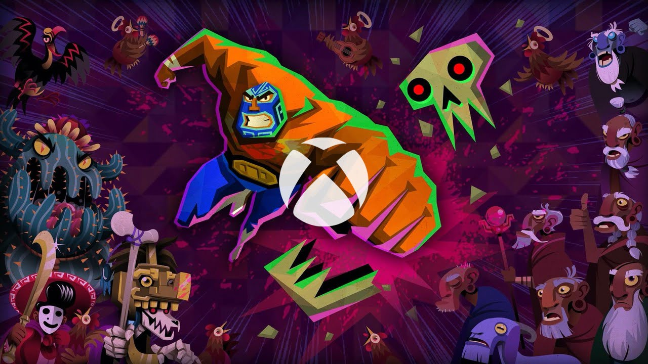 Xbox Deals with Gold - Guacamelee 2