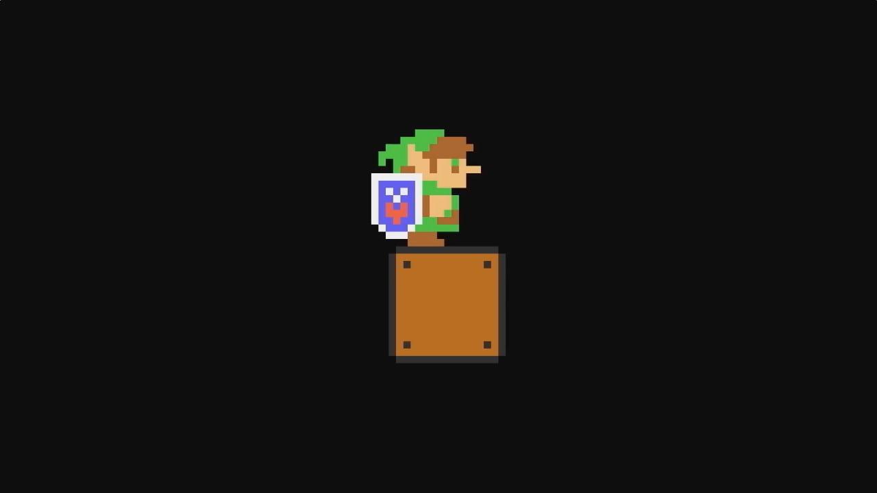 Link - Super Mario Maker 2
