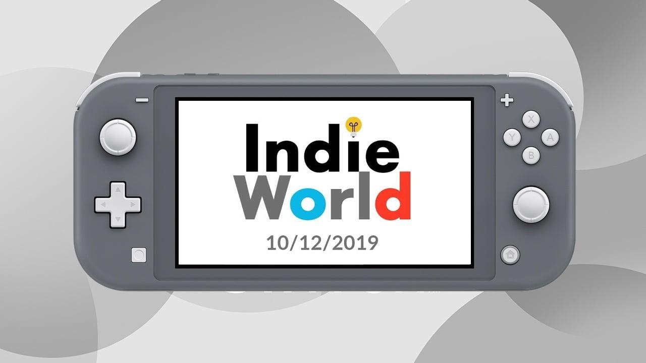 Nintendo Indie World December 2019